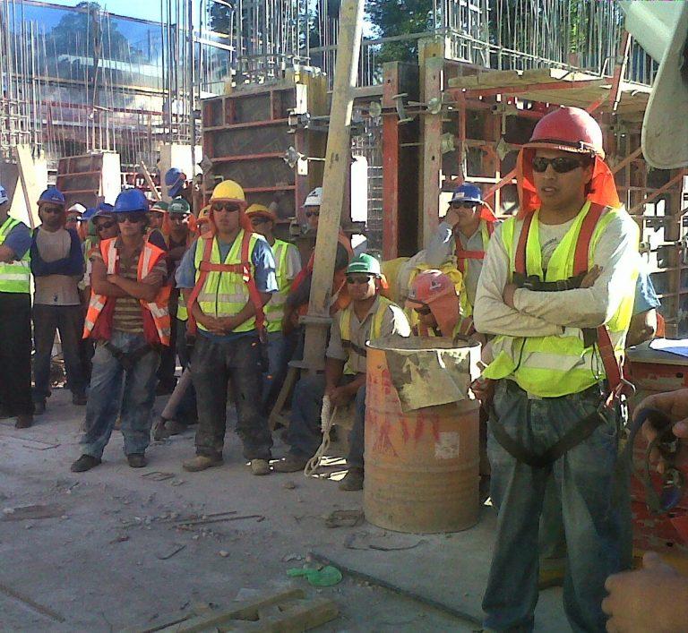 ¿Existe una real Coordinación de las Actividades  de los Subcontratos  en los Centros de Trabajo en nuestro País?