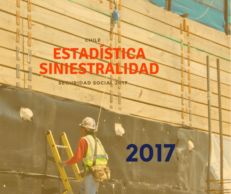 Estadísticas de Accidentabilidad 2017