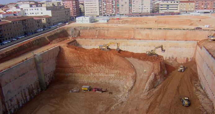 Riesgos en excavaciones al retorno de las Faenas.