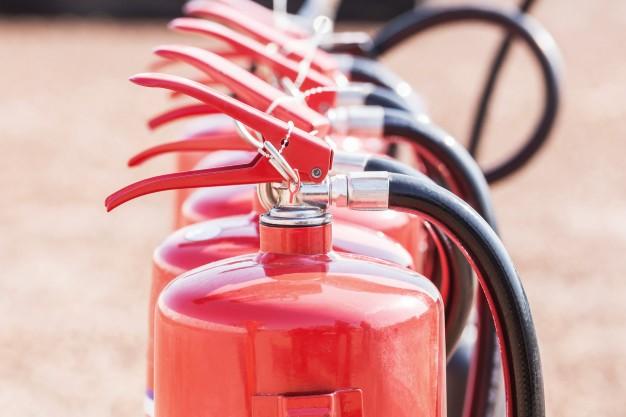 Inspección, mantención y recarga de extintores